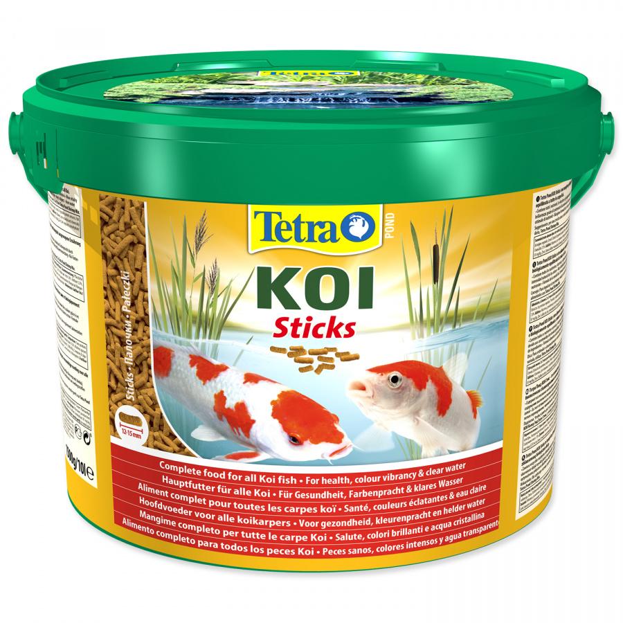 TETRA Pond Koi Sticks 10l