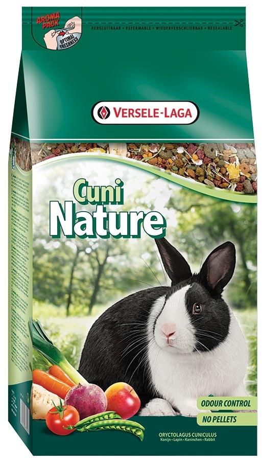 Krmivo VERSELE-LAGA Nature pro králíky 2500g
