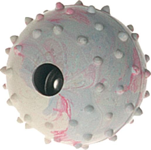 Hračka FLAMINGO míček s rolničkou