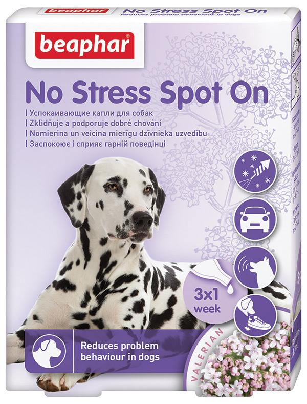 No Stress Spot On pro psy Beaphar