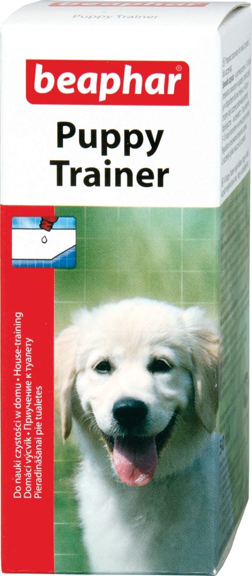 Kapky výcvikové Beaphar Puppy Trainer 50ml