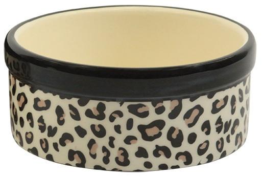 Miska DOG FANTASY keramická jaguár 13,5 cm