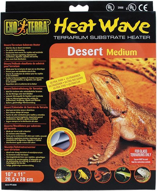 Deska topná EXO TERRA Heat Wave Desert střední 16W
