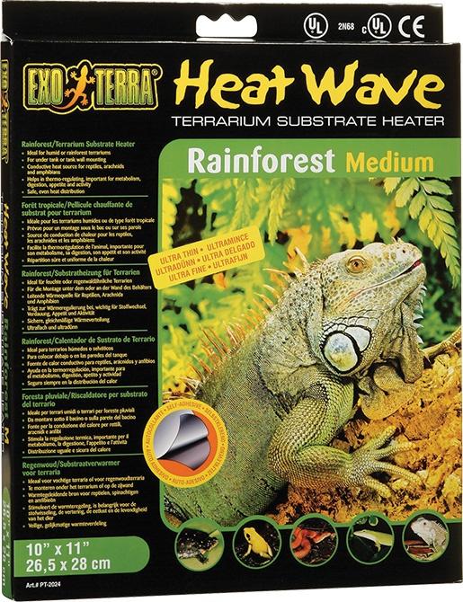 Deska topná EXO TERRA Heat Wave Rainforest střední 8W