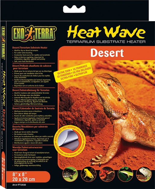 Deska topná EXO TERRA Heat Wave Desert malá 8W