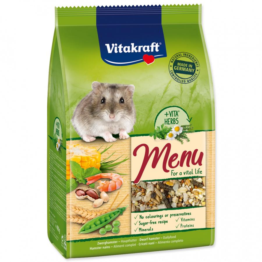 Menu VITAKRAFT Dwarf Hamster 400g