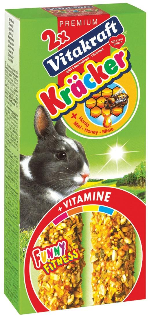 Kracker VITAKRAFT Rabbit Honey 2ks