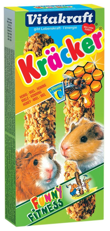 Kracker VITAKRAFT Guinea Pig Honey 2ks