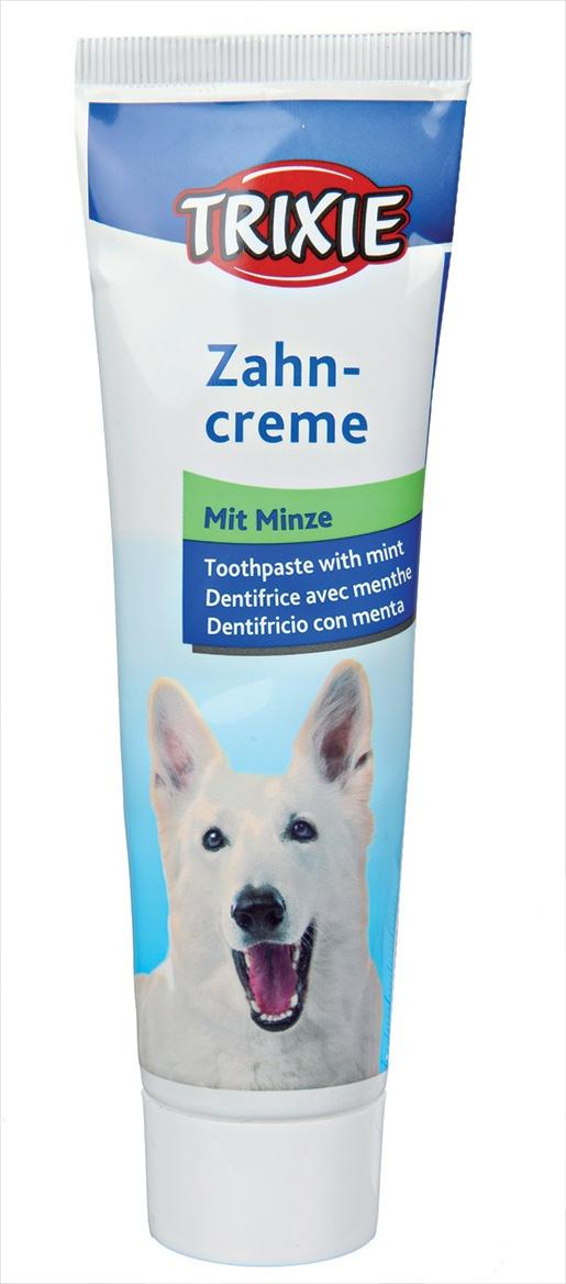 Pasta zubní pro psy Trixie s mátou 100g