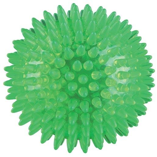 Hračka pro psy Trixie míček bodliny 8cm