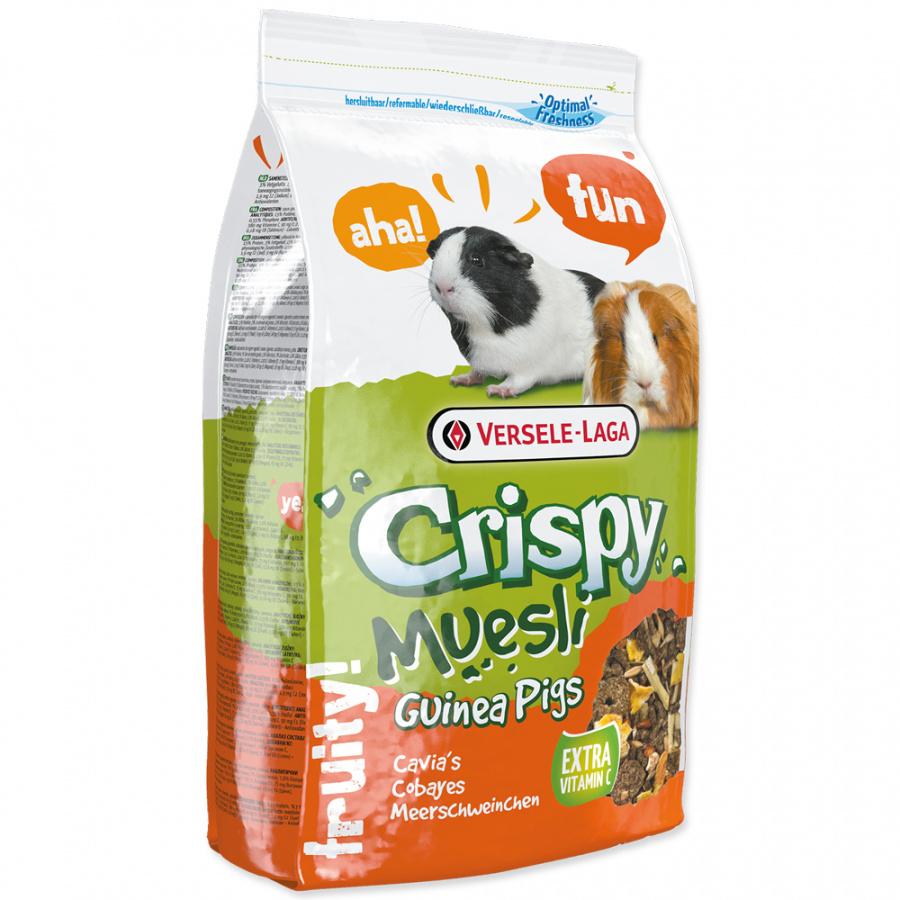 Krmivo VERSELE-LAGA Crispy Müsli pro morčata 2.75kg