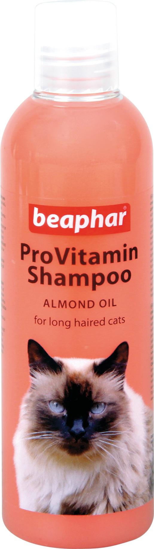 Beaphar šampón pro kočky proti zacuchání 250ml