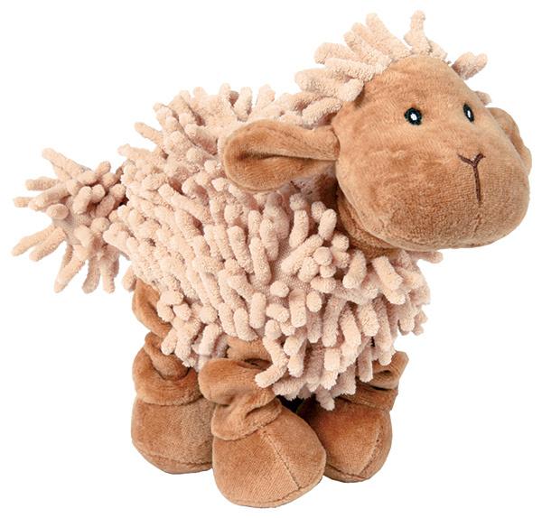 Hračka pro psy Trixie plyšová ovce se zvukem 21cm