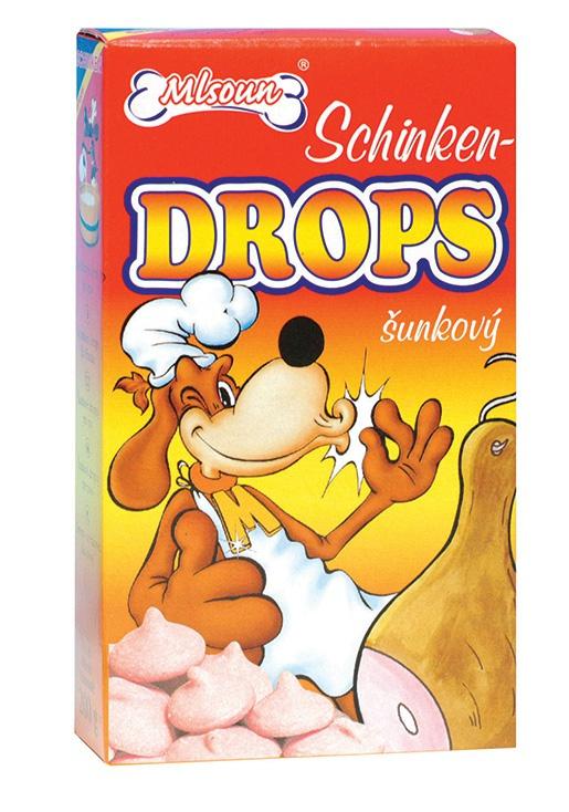Dropsy DAFIKO šunkové 200g