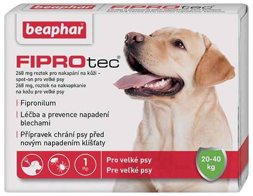 Spot on Fiprotec pro psy L 20-40kg