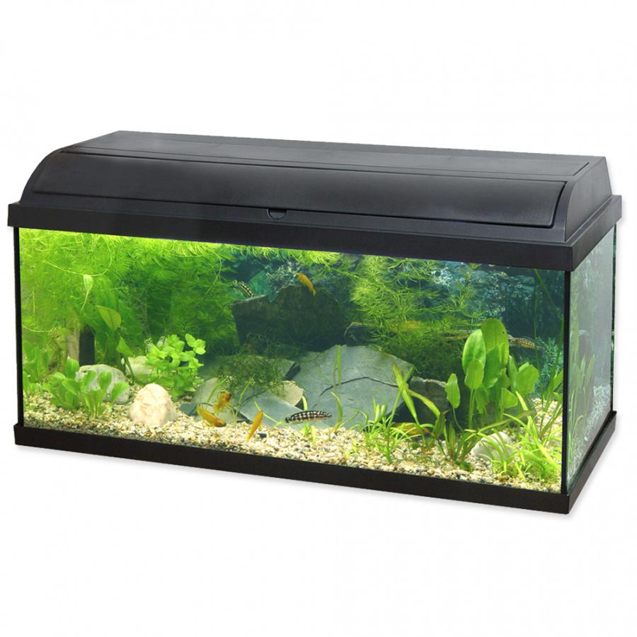 Akvárium set Pacific 60 x 30 x 30 cm 54l se zářivkou