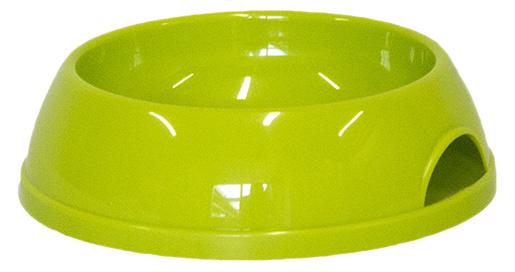 Miska MAGIC CAT plastová zelená