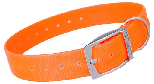 Náhradní obojek DOGTRACE plastový oranžový