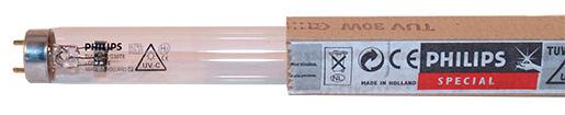 Náhradní zářivka AQUAEL UV TL 55 W