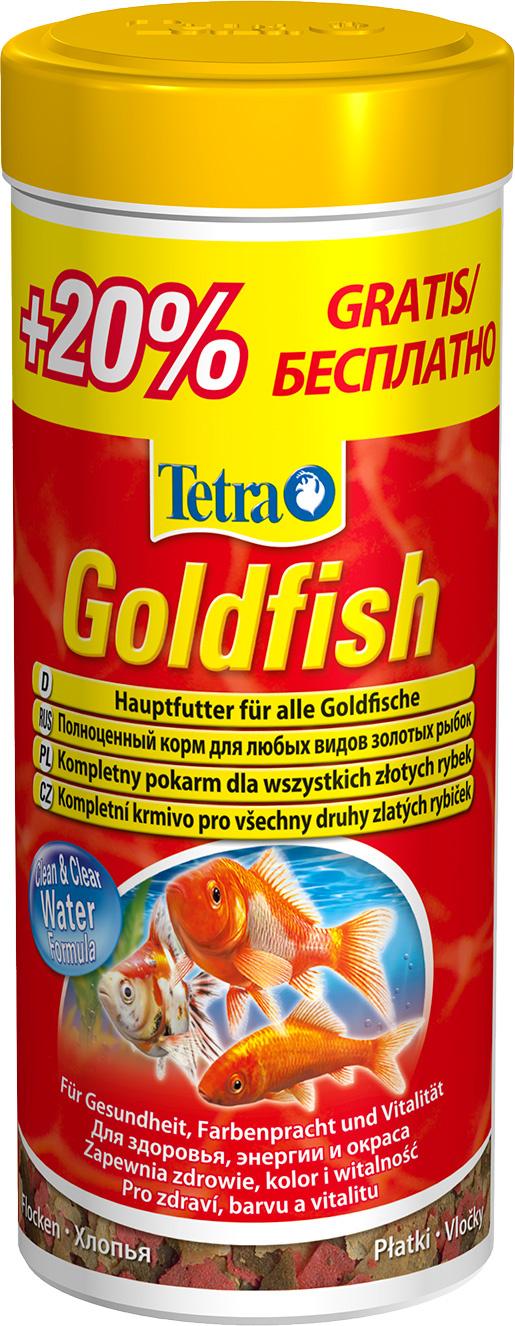 TETRA Goldfish vločky 250 ml + 50 ml ZDARMA 300ml