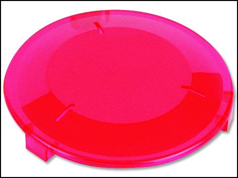 Náhradní čočka LAGUNA Power Glo červená