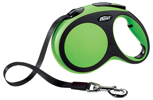 Vodítko Flexi New Comfort páska L 5m zelené