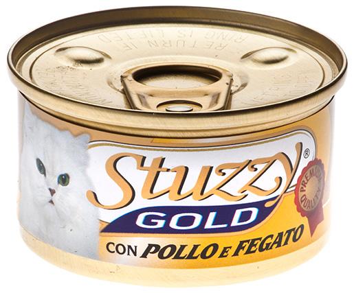 Konzerva STUZZY Gold kuřecí 85g