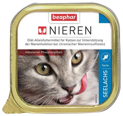 Kidney diet Cat salmon 100g