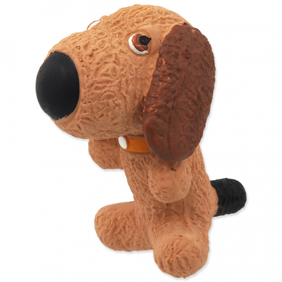 Hračka Dog Fantasy Latex Pes se zvukem 9cm