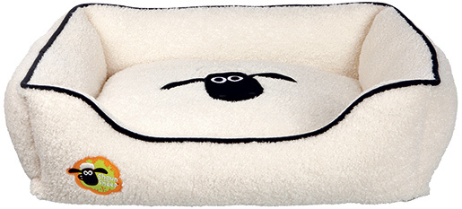 Pelíšek Trixie Shaun the Sheep 50×40cm krémový