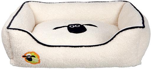 Pelíšek Trixie Shaun the Sheep 65×50cm krémový