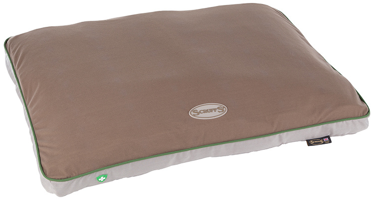 Scruffs Insect Shield Mattress 82 x 58cm hnědá