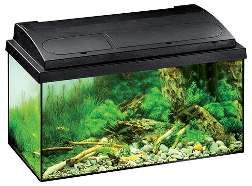 Akvárium set EHEIM Aquastar T8 černý 54l, 60*30*30