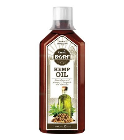 Canvit BARF Hemp Oil 0,5l
