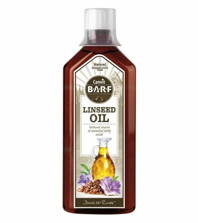 Canvit BARF Linseed Oil 0,5l