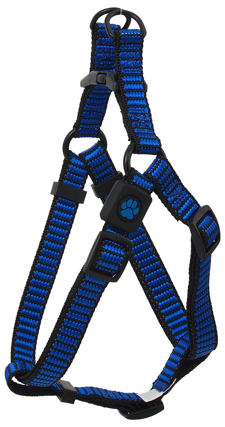 Postroj Active Dog Premium XS modrý 1x32-44cm