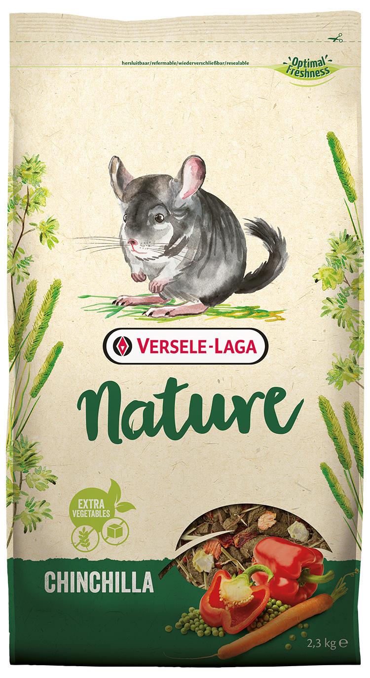 Krmivo Nature Chinchilla pro činčily 2,3kg