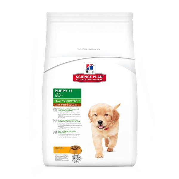 HILL`S Science Plan Canine Puppy Large Breed 11kg