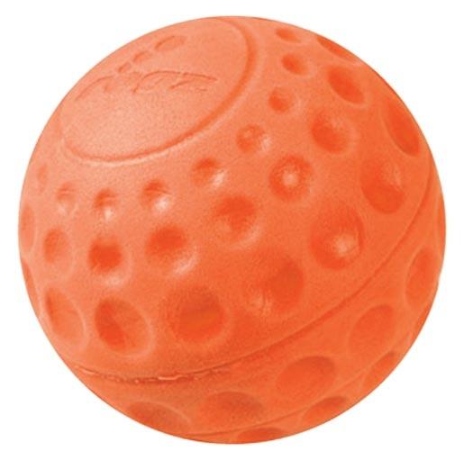 Hračka ROGZ míček Asteroid oranžový L