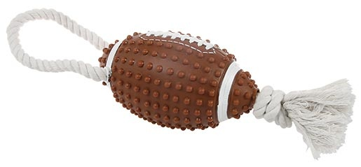 Hračka ZOLUX přetahovadlo míč americký fotbal