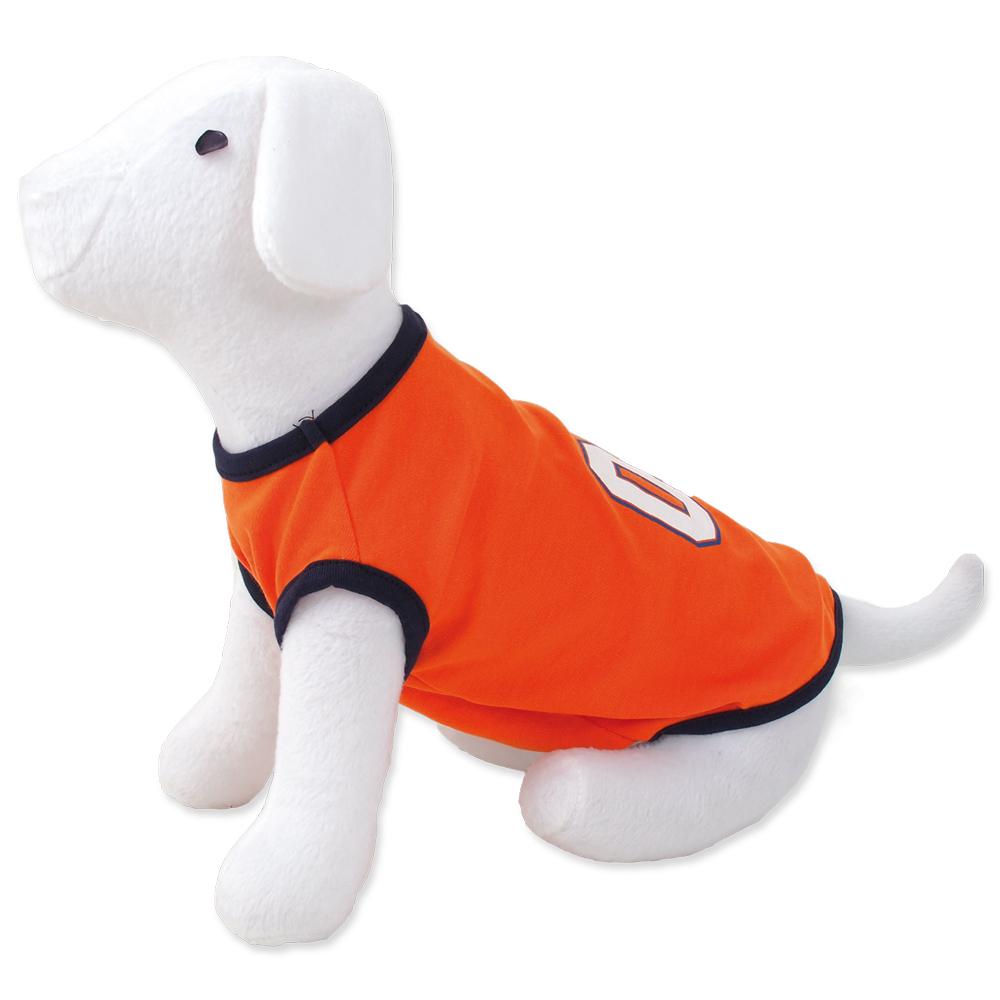 Triko DOG FANTASY sport 01 oranžové XL