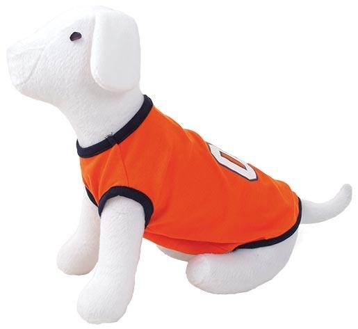 Triko DOG FANTASY sport 01 oranžové M