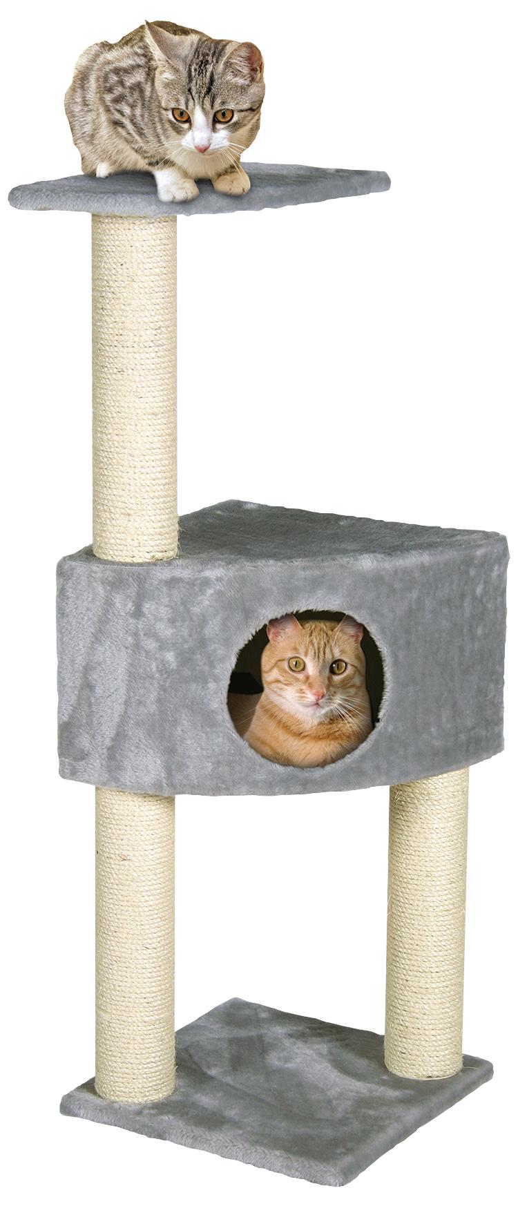 Odpočívadlo MAGIC CAT Irena šedé 103 cm