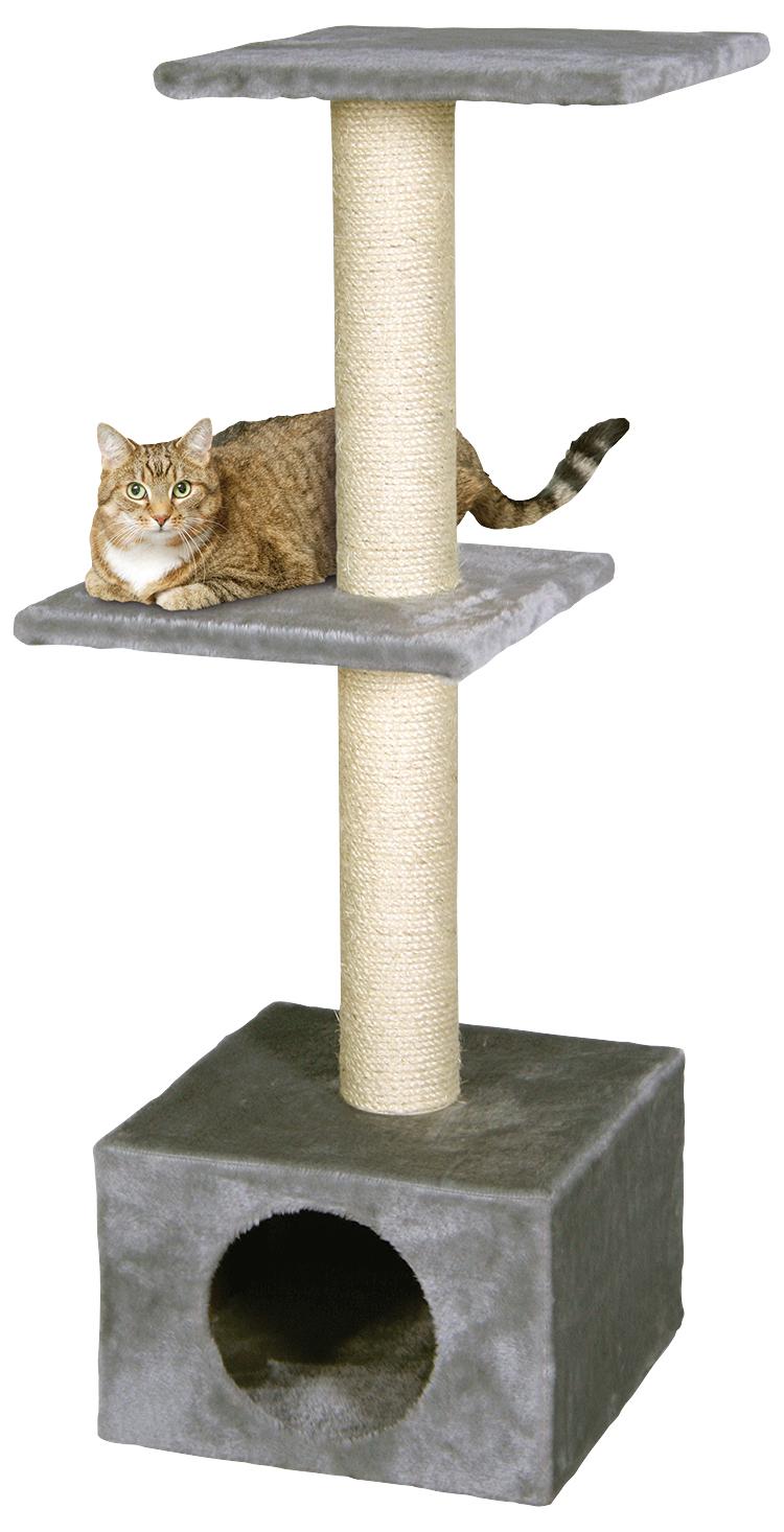 Odpočívadlo MAGIC CAT Alexia šedé 104 cm