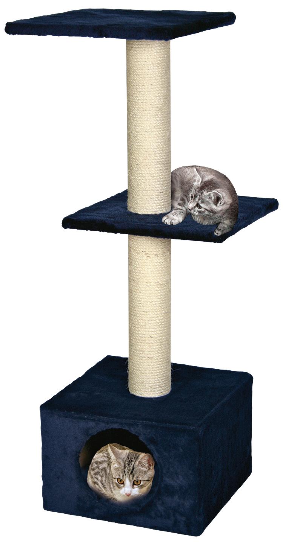 Odpočívadlo MAGIC CAT Alexia modré 104 cm