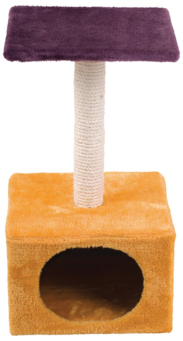 Odpočívadlo MAGIC CAT Hedvika fialové 56 cm