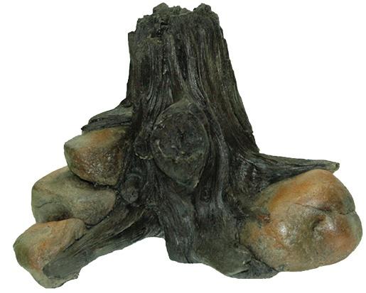 Dekorace AQUA EXCELLENT kořen 39 x 28 x 33 cm