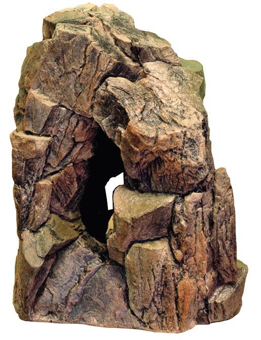 Dekorace AQUA EXCELLENT skalka 29 x 22 x 39 cm