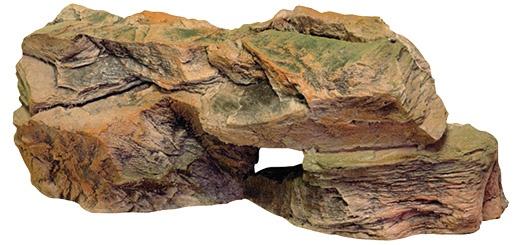 Dekorace AQUA EXCELLENT skalka 43 x 18 x 19 cm