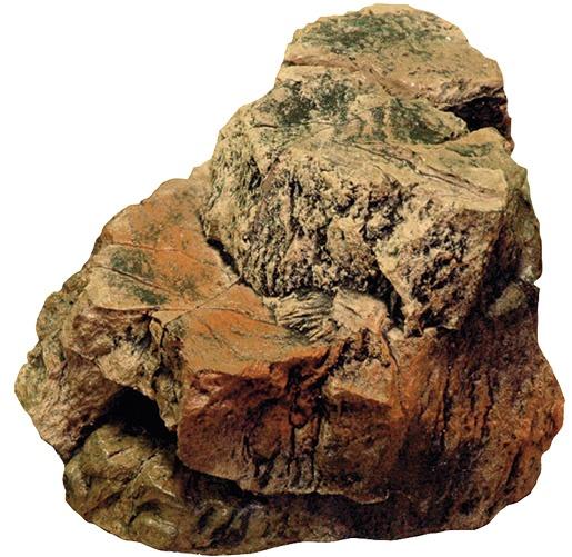 Dekorace AQUA EXCELLENT skalka 18 x 18 x 17 cm